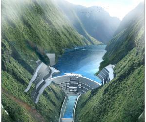 小湾水电站