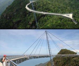 兰卡威天空之桥(马来西亚兰卡威群岛)