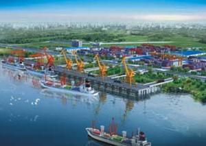 荆州盐卡港