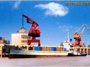 鄂州五丈港集装箱码头