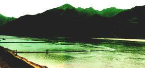 汉江丹江口水库回水变动段白沙盘滩险航道整治工程