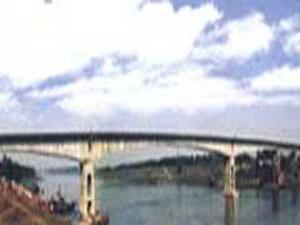 汉川汉江公路大桥