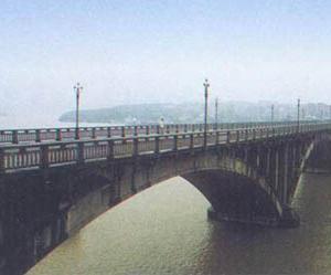 葛州坝黄柏河大桥