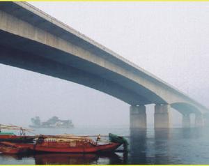 仙人渡汉江大桥