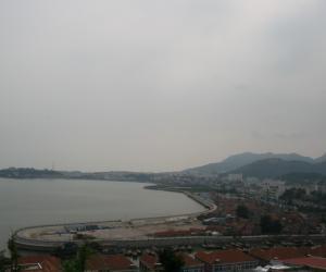 青岛市沙子口海堤工程