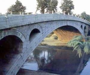 桥梁鼻祖--赵州桥