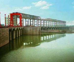 洪雅城东水电站