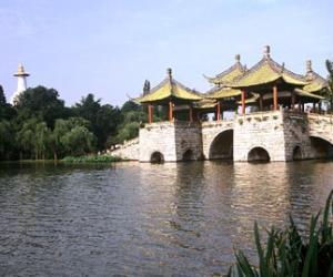 邗沟——联系长江和淮河的古运河