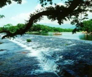 灵渠—中国沟通长江水系和珠江水系的古运河